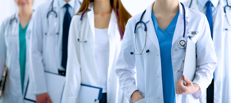 ECM for Medical Industry - lab coats