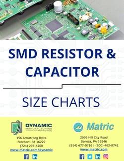 MATRIC offer resistor sizes chart cover